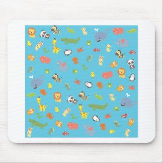 Mousepad ZooBloo