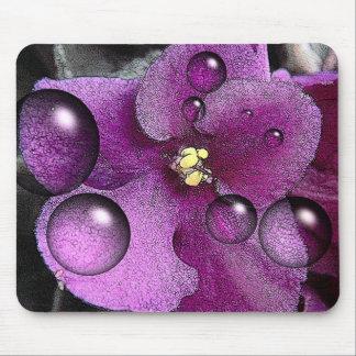 Mouspad violeta roxo mouse pad