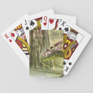 Mover-se lentamente e deliberadamente jogos de baralhos