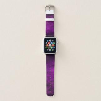 Movimento da lavanda - banda de relógio de Apple