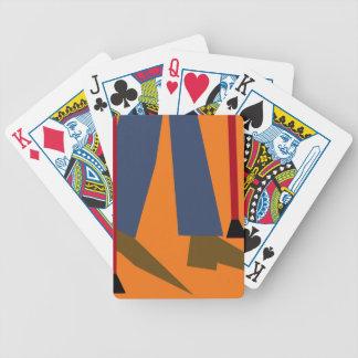 Movimento lento jogo de carta
