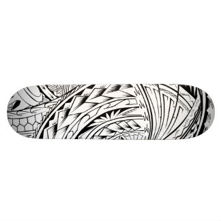 Movimento tribal shape de skate 18,1cm