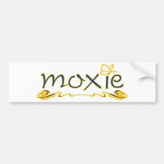 Moxie Adesivo Para Carro