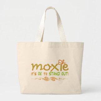 Moxie - é APROVADO ESTAR PARA FORA! Bolsa De Lona