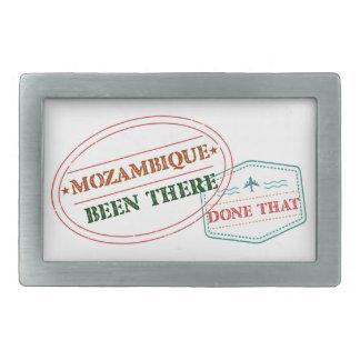 Mozambique feito lá isso