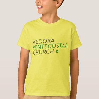 MPC - Camisa do T do menino (BRGN)