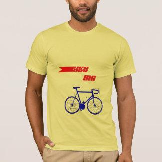 MS da bicicleta Camiseta