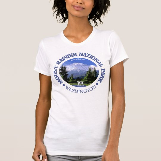 Mt NP mais chuvoso Camiseta