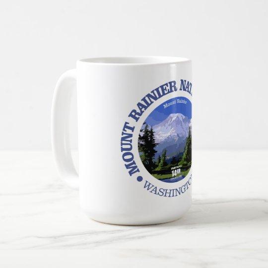 Mt NP mais chuvoso Caneca De Café
