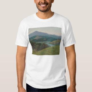 Mt. Tamalpais da angra de Corte Madera (1153) Tshirt
