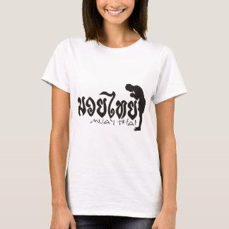 Muay Thai Boxing Tshirt