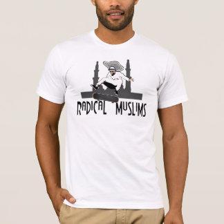 muçulmanos radicais camiseta