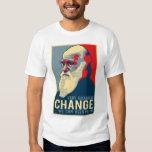 Mudança que muito gradual nós podemos acreditar t-shirts