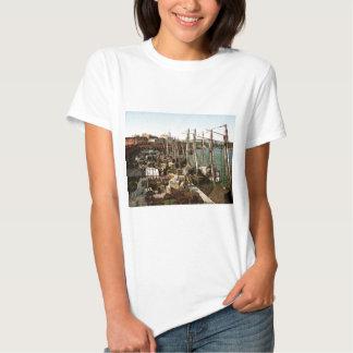 Muelle San Francisco Havana Cuba T-shirt