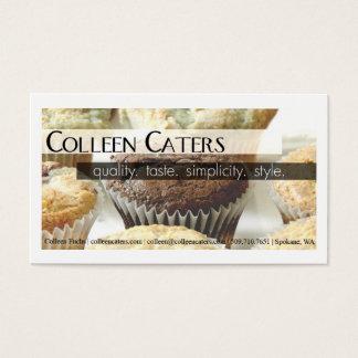muffin do cartão