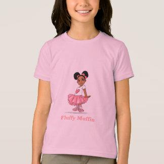Muffin macio camiseta