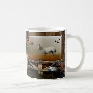 Mug ou chávena Natureza selvagem Caneca De Café