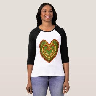 Muito amor camiseta