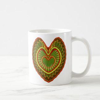 Muito amor caneca de café