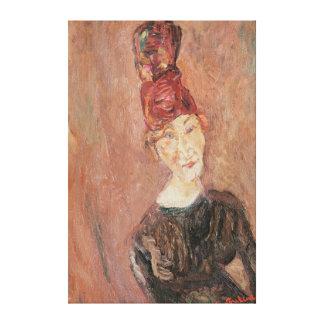 Mulher com um chapéu, 1926