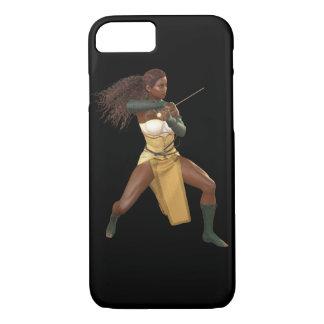 mulher do guerreiro das capas de iphone