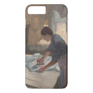 Mulher que passa por Edgar Degas Capa iPhone 7 Plus