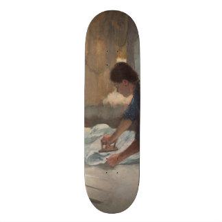 Mulher que passa por Edgar Degas Skates Personalizados