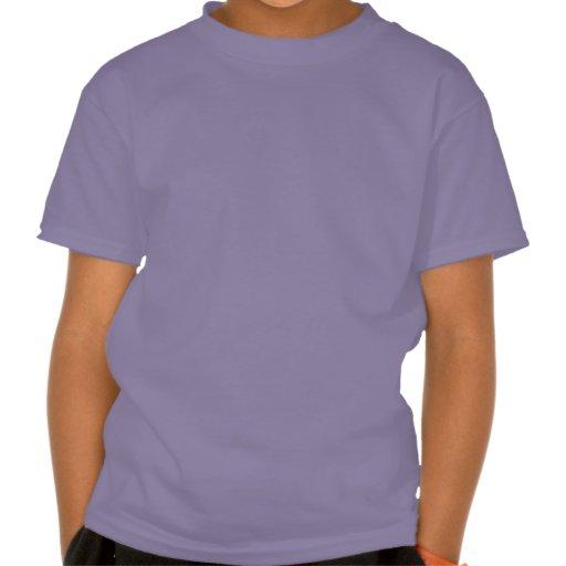 Mulher retro dos anos 80 camiseta