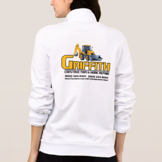 Mulheres de Griffith Constructioin (apoio da Jaqueta