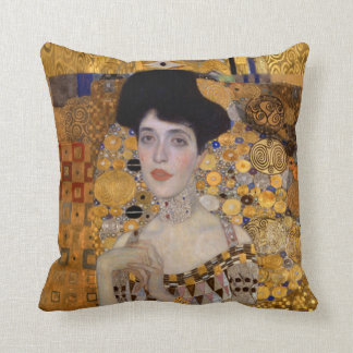 Mulheres de Gustavo Klimt Almofada