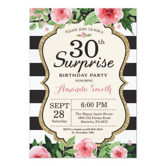 Mulheres Do Convite Do Aniversário De 30 Anos Da Zazzlecombr