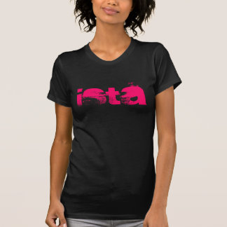 mulheres do ista camiseta