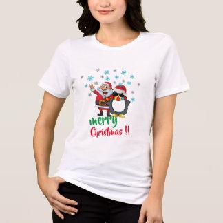 mulheres engraçadas do design da camisa do Natal