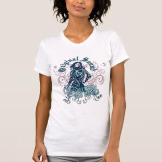 mulheres na rocha t-shirts