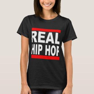 Mulheres pretas reais do fundo do preto do T de Camiseta