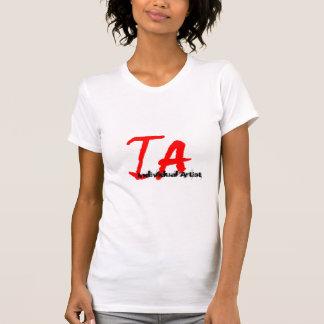 Mulheres superiores camiseta