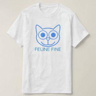 Multa felino t-shirts
