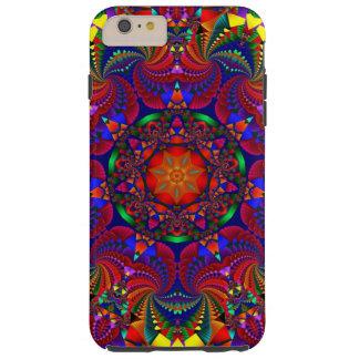 Multi capas de iphone coloridas vermelhas do