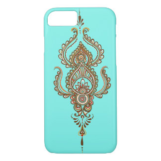 multi caso do iPhone 7 de paisley da cor Capa iPhone 7