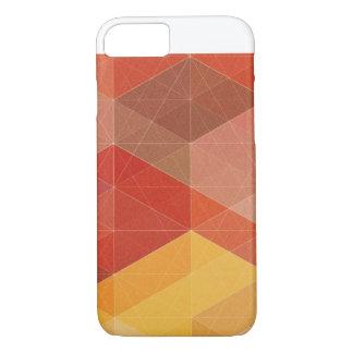 Multi caso do teste padrão abstrato capa iPhone 7
