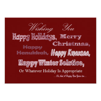 Multi feriado branco vermelho convites