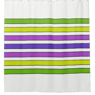 Multi listra cortina para chuveiro