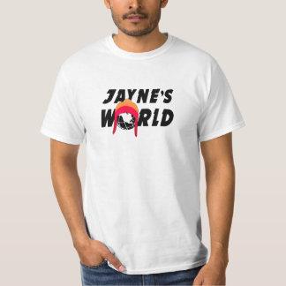 Mundo de Jaynes Camiseta
