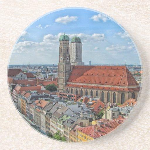 Munich, Alemanha Porta Copo