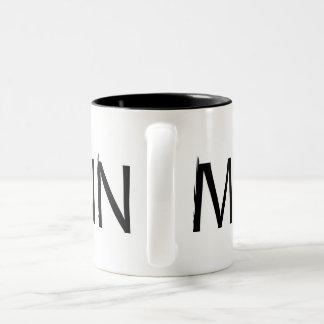 Muninn Caneca De Café Em Dois Tons
