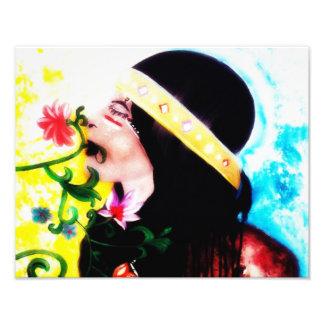 """Mure a arte, decoração Home, venda 14"""" do Impressão De Foto"""