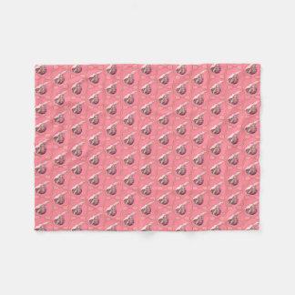 Murex cor-de-rosa Shell Cobertor De Velo