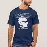 Murray Rothbard - proteção do governo Camiseta