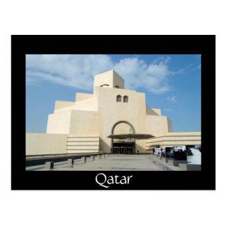 Museu de artes islâmicas, cartão preto de Qatar