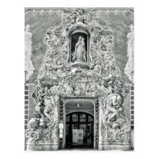 Museu Gonzalez Marti em Valência Cartão Postal